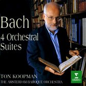 Bach: 4 Orchestral Suites / Ton Koopman, Amsterdam Baroque Orchestra