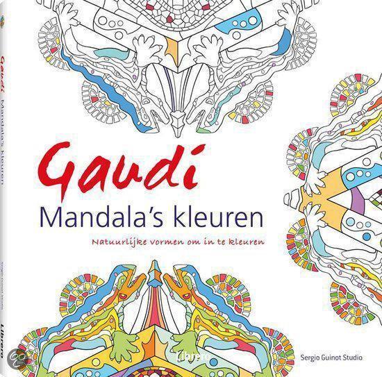 Gaudí - Mandala's kleuren - Sergio Guinot Studio | Fthsonline.com