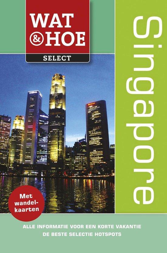 Wat & Hoe select - Singapore - Esther van Veen | Readingchampions.org.uk