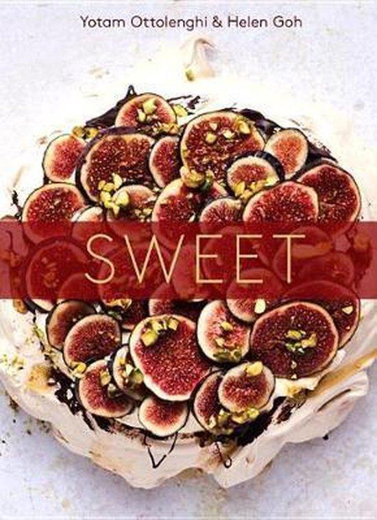 Boek cover Sweet van Yotam Ottolenghi (Hardcover)