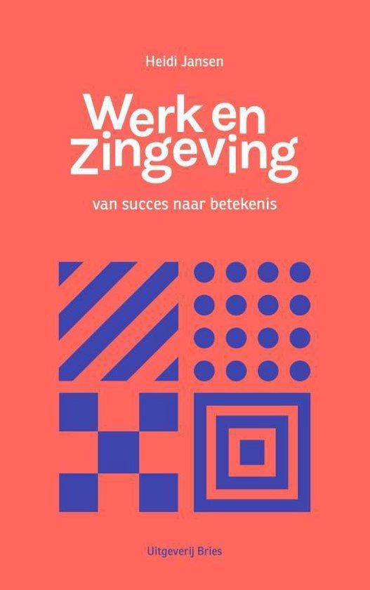 Werk en zingeving - Heidi Jansen pdf epub
