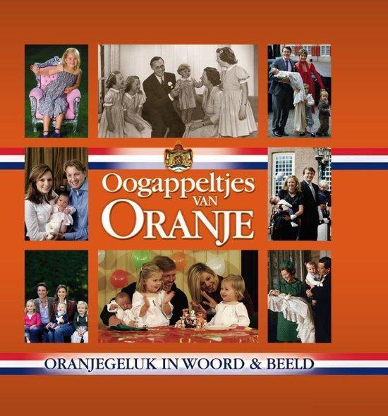 Oogappeltjes van Oranje - Menzo Willems  