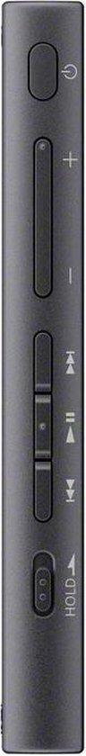 Sony NW-A45 Walkman - Hi-Res Audio MP3-speler - 16GB - Zwart