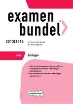 Examenbundel 2013/2014 vwo Biologie