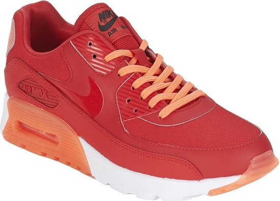 bol.com | Nike Air Max 90 Ultra Sneakers Dames Rood Maat 40