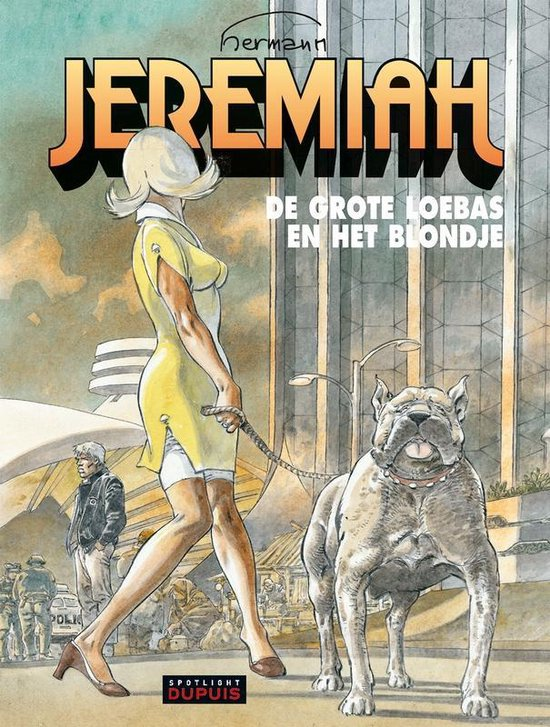 Jeremiah 33. de grote loebas en het blondje - Hermann Huppen |