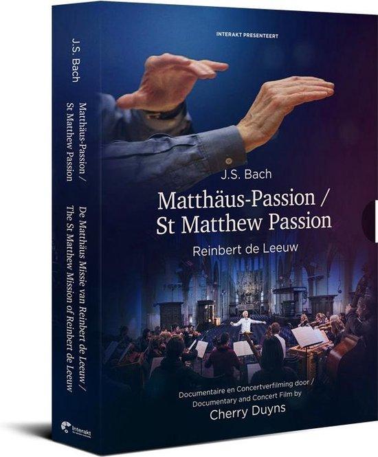 CD cover van Matthäus Passion van René Mendel