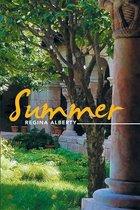 Boek cover Summer van Regina Alberty