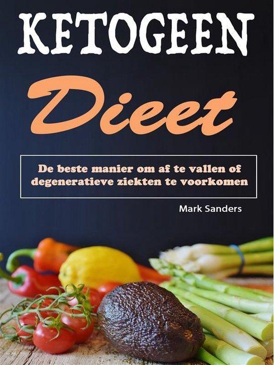 Ketogeen dieet - Mark Sanders pdf epub