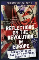 Boek cover Reflections on the Revolution in Europe van Christopher Caldwell