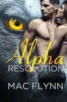 Alpha Resolution (Alpha Blood #3) (Werewolf Romance)