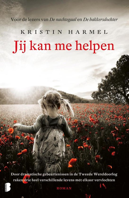 Boek cover Jij kan me helpen van Kristin Harmel (Onbekend)
