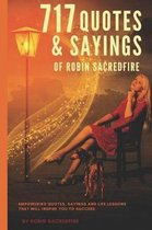 717 Quotes & Sayings of Robin Sacredfire