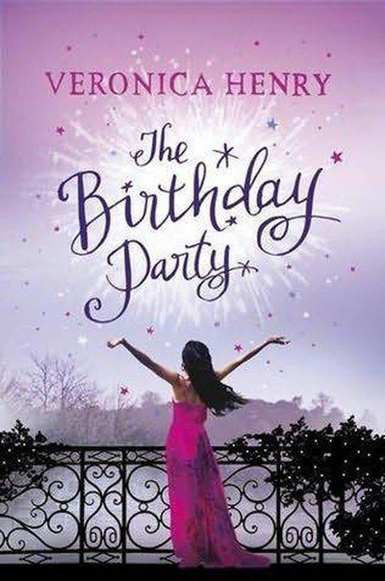 Omslag van The Birthday Party