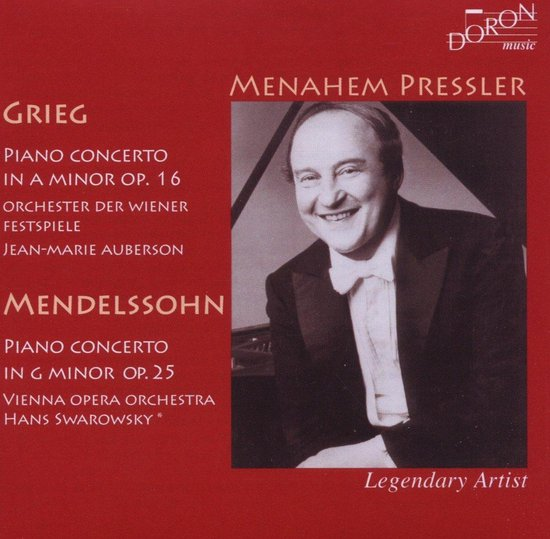 Pianoconcerto In A Minor Op.16/In G