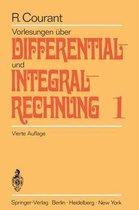 Vorlesungen Uber Differential- Und Integralrechnung