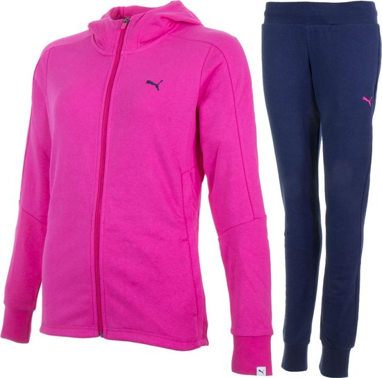 bol.com | Puma Style Best Suit Trainingspak Dames ...