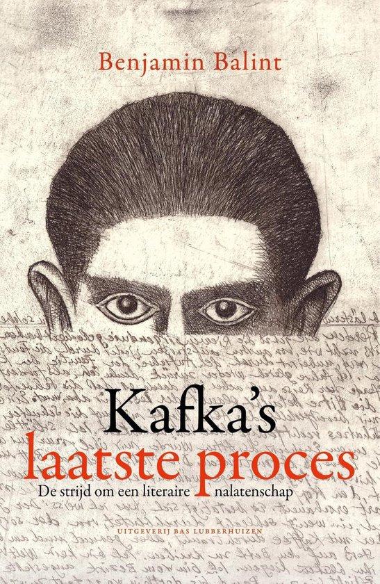 Kafka's laatste proces - Benjamin Balint  