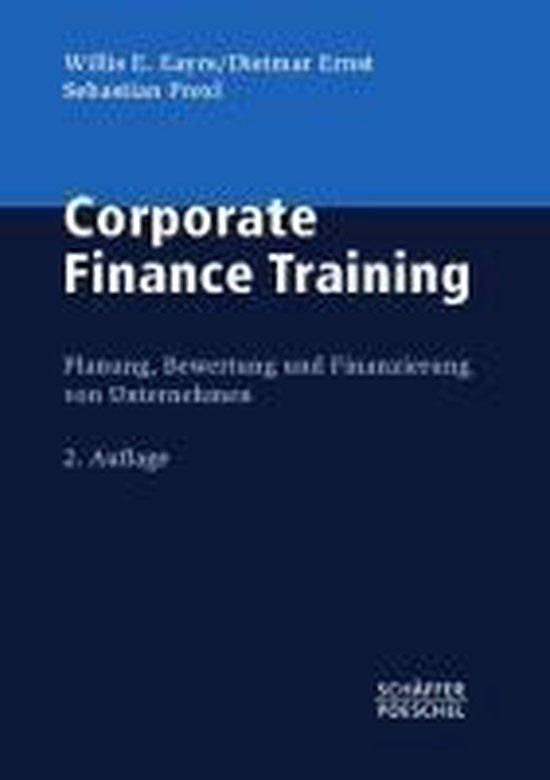 Corporate Finance Training