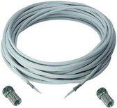 Coax kabel Rol 20 Meter 75ohm   Satelliet kabel   RG6U