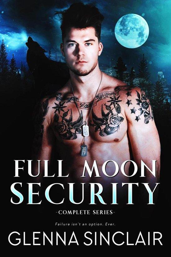 Omslag van Full Moon Security
