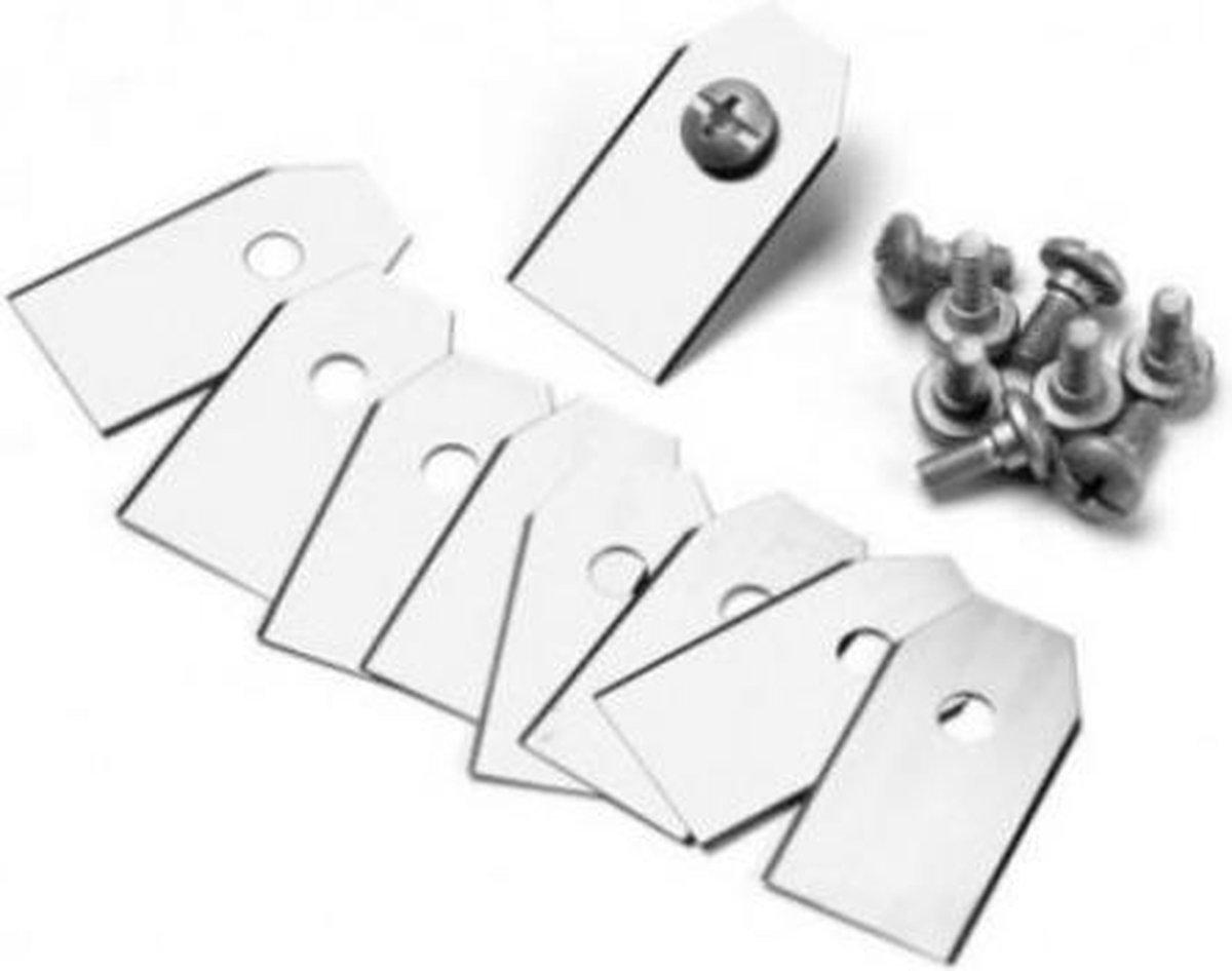 Robotmaaier messen 9 stuks - Geschikt voor Gardena robotmaaiers