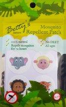 Mugwerende Sticker voor kinderen 100% natuurlijk