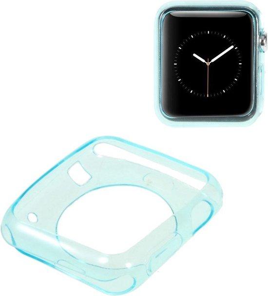 Apple Watch Sport 42mm Hoesje Lichtblauw, extra dun