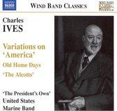 Ives: Variations On America