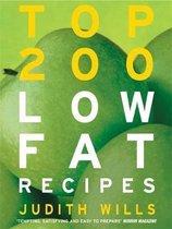 Top 200 Low Fat Recipes