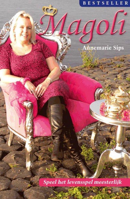 Boek cover Magoli! van Annemarie Sips (Paperback)