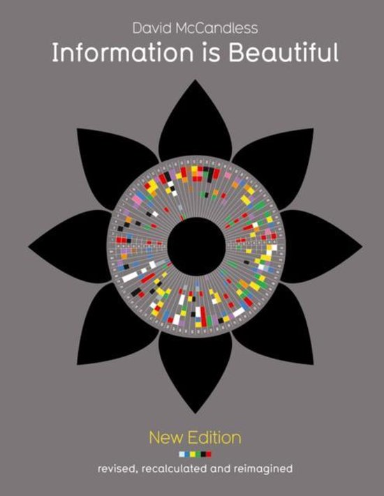 Boek cover Information is Beautiful (New Edition) van David McCandless (Hardcover)