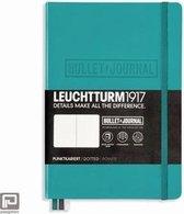 Leuchtturm1917 Bullet Journal notitieboek - A5 - Emerald Groen