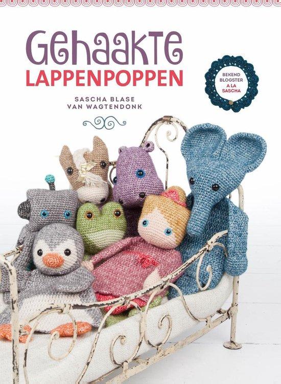 Gehaakte lappenpoppen - Sascha Blase-Van Wagtendonk |