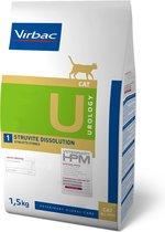 Veterinary HPM Dietetic Cat - Urology Struvite Dissolution - 1.5 kg