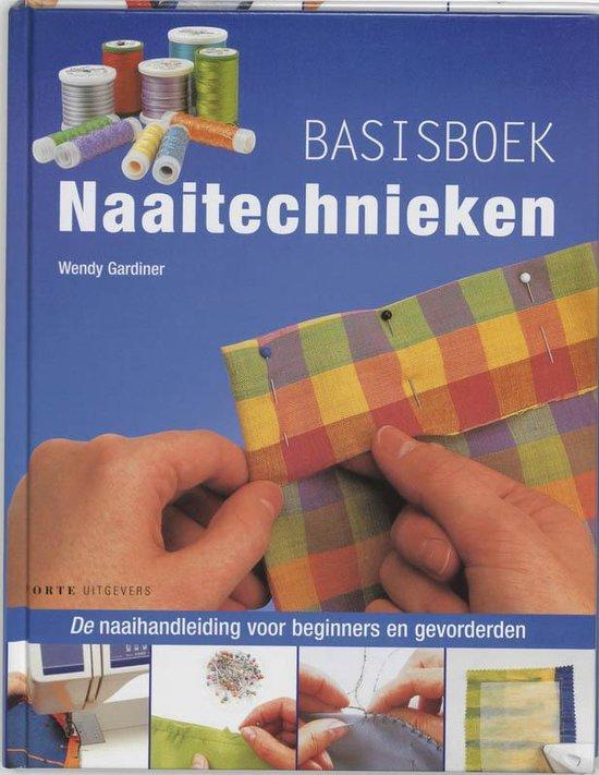 Basisboek Naaitechnieken - Wendy Gardiner |