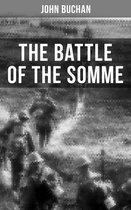 Boek cover THE BATTLE OF THE SOMME van John Buchan