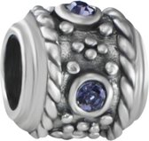 Quiges Bedel Bead - 925 Zilver - Ornament Kraal Charm - Z025