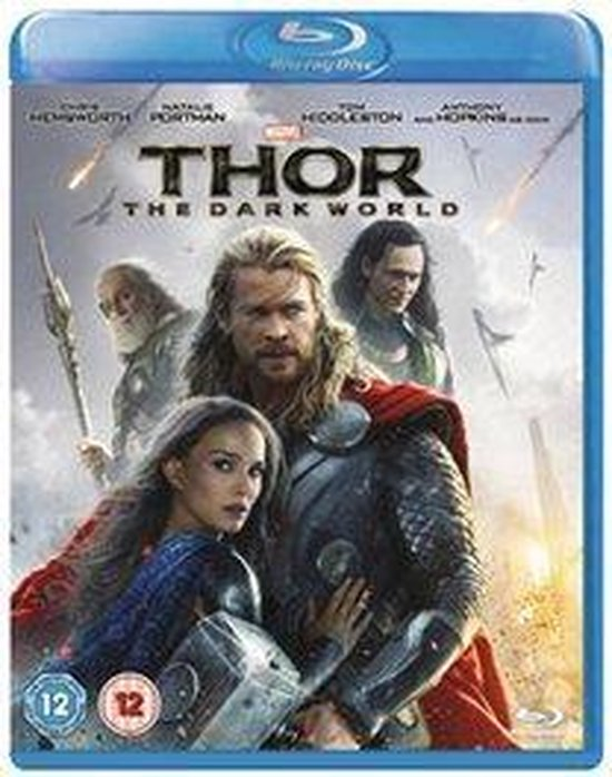 Cover van de film 'Thor - The Dark World'