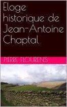 Eloge historique de Jean-Antoine Chaptal