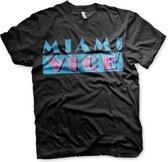 Miami Vice t-shirt heren L