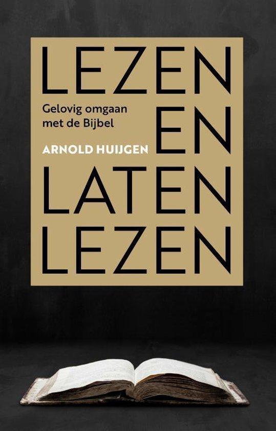 Boek cover Lezen en laten lezen van Arnold Huijgen (Paperback)
