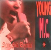 """Stone Cold Rhymin' - Incl. The Hits """"Bust A Move""""& Principal's Office"""" 1989."""