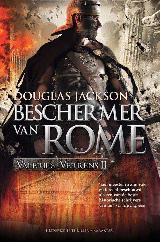 Beschermer van Rome - Douglas Jackson |