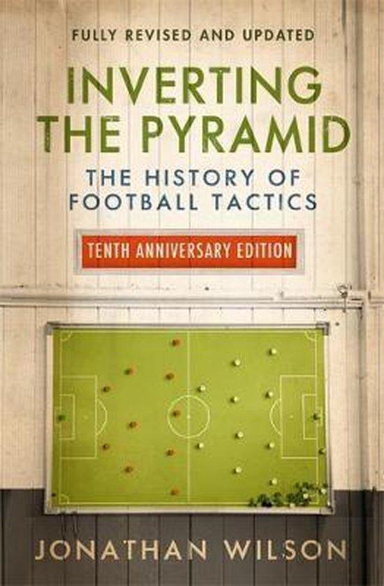 Boek cover Inverting the Pyramid van Jonathan Wilson (Paperback)