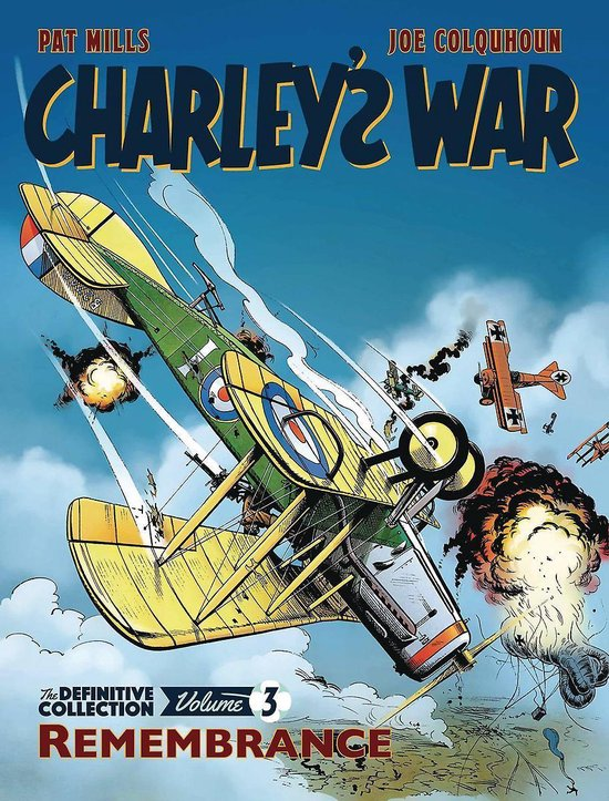 Omslag van Charley's War: The Definitive Collection, Volume Three