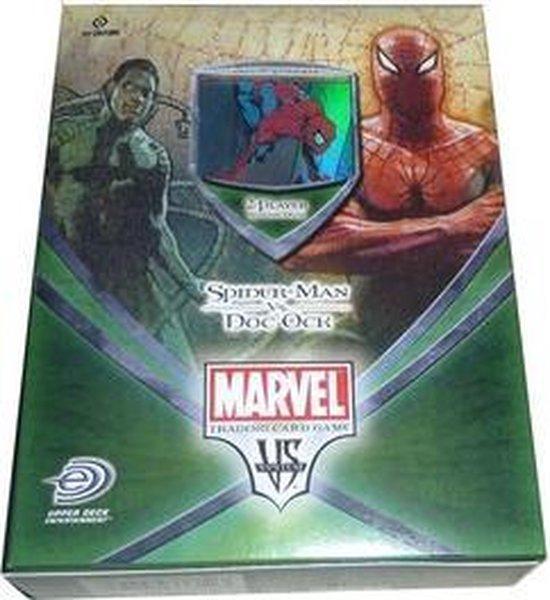 Afbeelding van het spel Spider-Man VS Doc Ock Marvel 2-player Starter Deck TCG Engels