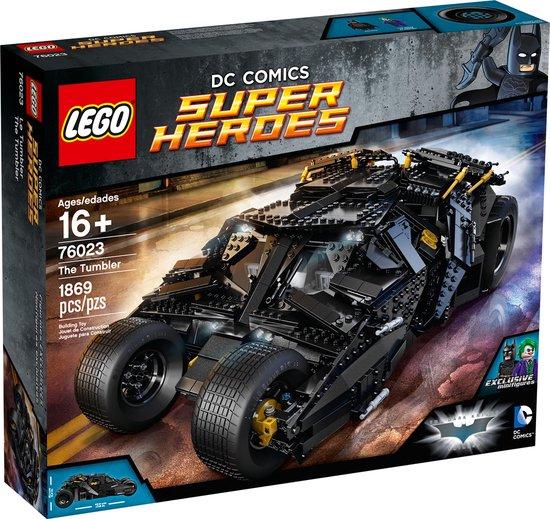 LEGO Super Heroes The Tumbler - 76023
