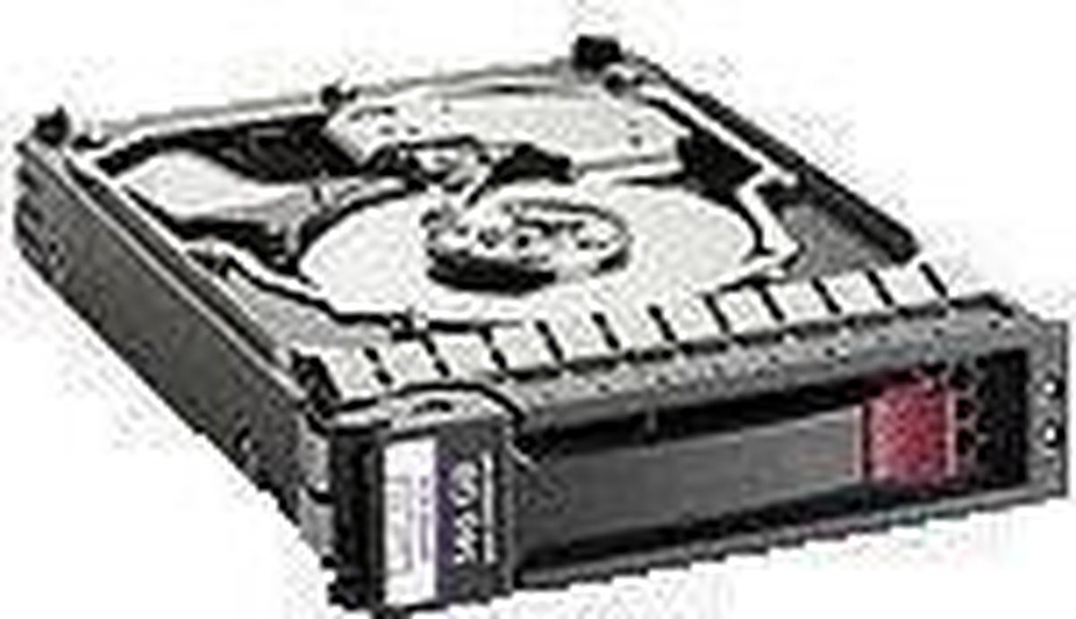 Hewlett Packard Enterprise 146GB 15K rpm Hot Plug SAS 3.5 Single Port Hard Drive kopen