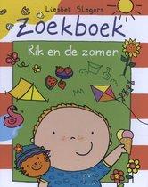 Rik  -   Zoekboek Rik en de zomer
